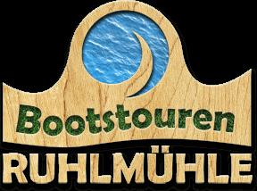 Bootstouren Ruhlmühle