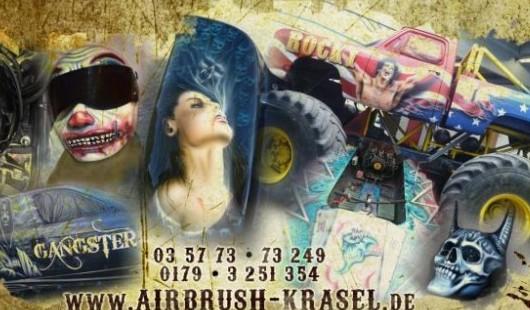 Airbrush Uwe Krasel