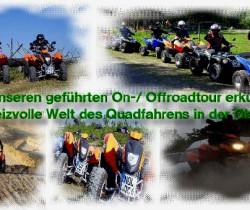 Tour 1: Schnupper-Quadtour