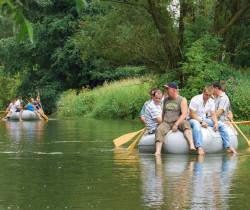 Trabitour Lausitz + Findlingspark Nochten + Bootstour Spree